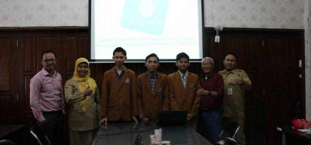 6 inovasi milik Mahasiswa Sistem Informasi Unikama lolos 10 besar Lomba Inotek Malang2017