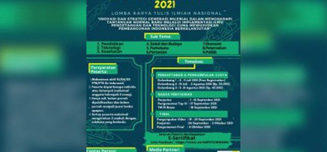 Libatkan Mahasiswa dalam Pembangunan Bangsa, SM-FST Unikama Gelar SAITECHI Competition